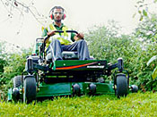 Large Lawnmover